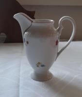 Zsolnay porcelán tejszín kiöntő pótlásnak