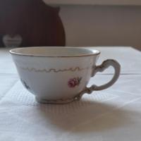 Zsolnay porcelán kávés csésze pótlásnak