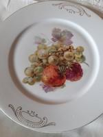 Epres-szőlős asztalközép,kínáló