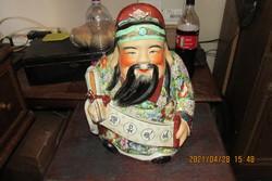 Kínai porcelán bölcs 30 cm