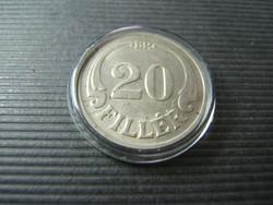 20 fillér 1927