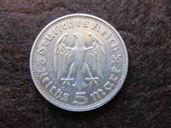 NÉMET 5 MÁRKA 1935