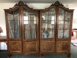 Intarziás szekrények