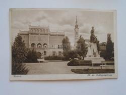 G21.331  Régi képeslap  Miskolc  M. kir. Erdőigazgatóság 1935 -  Mátranovák sok aláírás