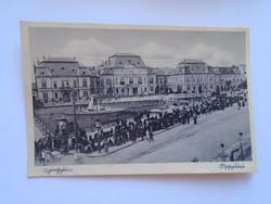 G21.323  Régi képeslap  Nyíregyháza   1930-40's