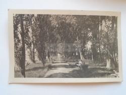 G21.352    Régi képeslap  RÉVFÜLÖP    Balaton    1954