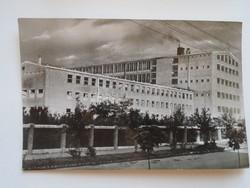 G21.337    Régi képeslap   ZALAEGERSZEG Ruhagyár 1958