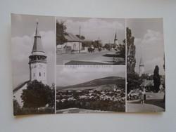 G21.353    Régi képeslap  GYÖNGYÖSPATA  1963