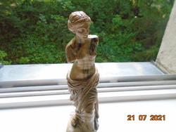 A Milói Vénusz után márványos műgyanta szobor