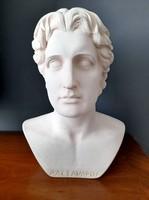 Alekszandrosz, Nagy Sándor büszt, eredeti görög