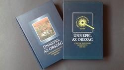 Ünnepel az ország - A Magyar Millennium Emlékkönyve 2000-2001
