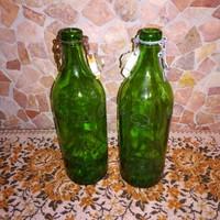 Kristály vizes üvegek