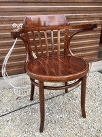 Thonet, thonett, tonet chair, desk chair, armchair with large seat 50 cm!
