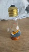 Türelem üveg villanykörte