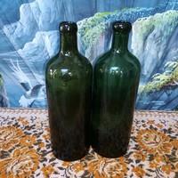 Ferenc József keserűvizes üvegek