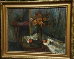 Vásárhelyi Kovács Tibor (1924-) : Csendélet