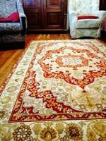Leárazva!Csodálatos eredeti tabriz perzsa szőnyeg , 160 x 250 cm