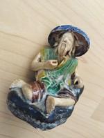 Kínai, figurális tárgy, kerámiából
