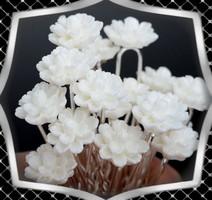 Ékszerek-hajdíszek, hajcsatok: Esküvői, menyasszonyi, alkalmi hajdísz ES-H-TŰ21 10db/csomag