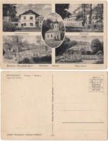 Románia Püspökfürdő részletek kb1930 RK Magyar elcsatolt területek
