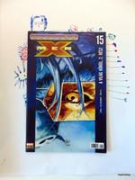 2006 december  /  Újvilág: X-Men  /  Eredeti szülinapi képregény :-) Ssz.:  18616
