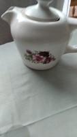 Hollóházi  rózsás kiöntõ kávé főzőhoz