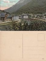 Románia Herkulesfürdő részletkép kb1920 RK Magyar elcsatolt területek
