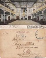 Románia Herkulesfürdő gyógyterem 1905 RK Magyar elcsatolt területek