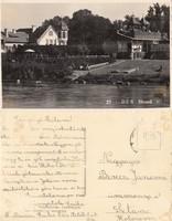 Románia Dés strand kb1940 RK Magyar elcsatolt területek