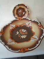 Különlegesség ! Villeroy & Boch torgau,hatalmas méretű asztalközép kínáló ajándék kisebb tányér
