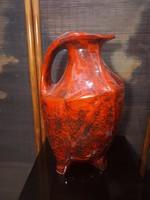 1940es Gorka stílusú  kerámia váza