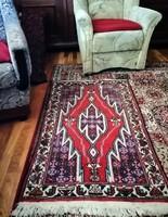 Leárazva !Gyönyörű iráni hamadan perzsa szőnyeg!