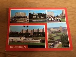 Drezda képeslap