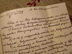 Kittenberger Kálmán vadásztársasága -- A Nagymarosi Vadásztársaság Alapszabályai, az eredeti okirat