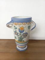 Iparművészeti Gorka Géza kerámia váza