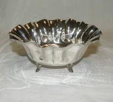 Antik Ezüst  Kínáló Tál