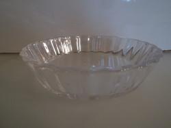 Üveg - FRANCIA - HŐÁLLÓ - PITE FORMA - 11 x 2,5 cm - HIBÁTLAN