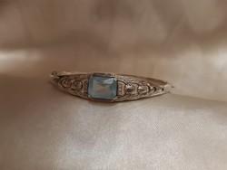 Antik ezüst karkötő