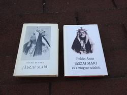 Jászai Mari könyvek