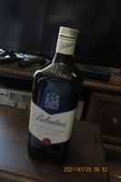 Ballantines 1,5 l díszüveg