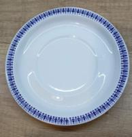 Alföldi porcelán 6db utasellátó mintás csészealj