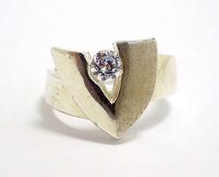 Köves ezüst gyűrű (ZAL-Ag96667)