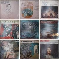 Komolyzenei hanglemez gyűjtemény! 1950/60-as évek! ETERNA M33