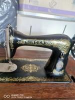 Singer varrógép eredeti gyönyörű