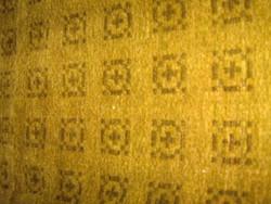 Inkey báró tulajdonából való ágytakaró sötétítő függöny különleges eredeti