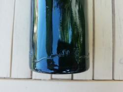 Régi Eagle Beer üveg palack, több nyelven