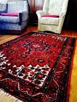 Csodálatos ! Iráni hamadan perzsa szőnyeg