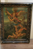 Szent Mihály Arkangyal - Eltiporja a gonoszt
