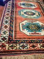 Rendkívüli, szép! Török Kars , eredeti perzsa szőnyeg !
