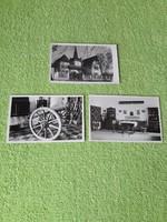 25db Erdélyi képeslap  postatiszta